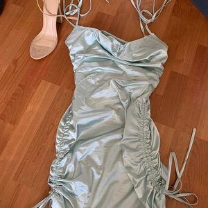 tight formal dress